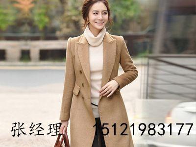 供应银川实惠的羊绒大衣-优质的银川专业服装定制