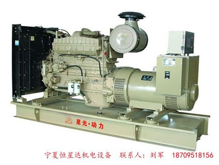 宁夏发电机-耐用的发电机组银川哪里有