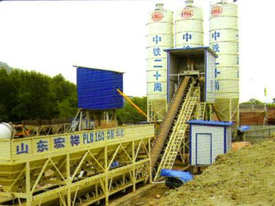 甘南攪拌站-信譽好的攪拌機供應商_甘肅得力建筑工程設備