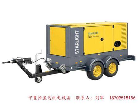 青铜峡移动式汽车发电机-宁夏恒星达机电设备提供销量好的移动式汽车电站