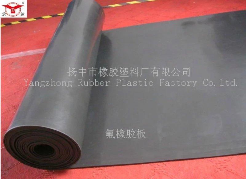 氟橡胶板具有较好的电绝缘性能