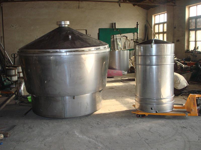 铝硝酸罐生产厂家-哪里有供应实惠的不锈钢酿酒设备
