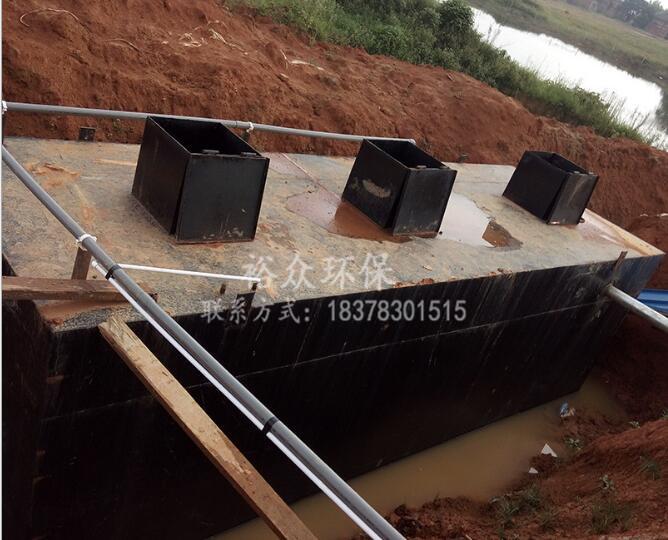 廣西地埋式污水處理設備-桂林品牌好的全自動地埋生活污水設備批售