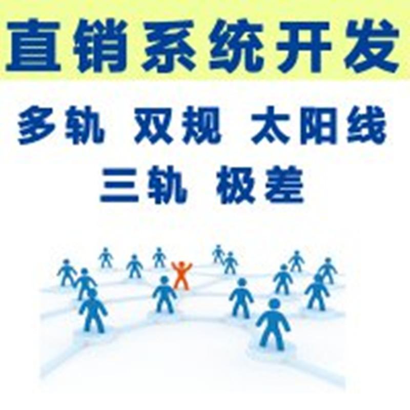 重庆直销软件-西安聚成网络有保障的太阳线直销软件供应