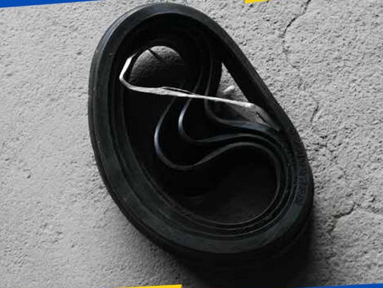 规模大的PE橡胶圈公司,盐城PE橡胶圈生产厂家