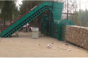 河南口碑好的新型多功能废纸打包机供应商是哪家,河南液压废纸打包机