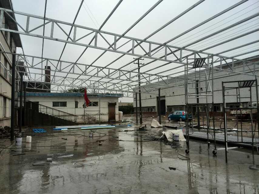 甘南钢结构厂房-优良集装箱办公室供应