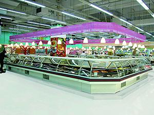 【超市专用制冷设备】保鲜冷柜 生鲜冷藏柜