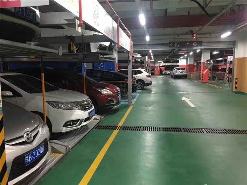 升降停车位价格 供应上海实惠的升降横移类停车设备