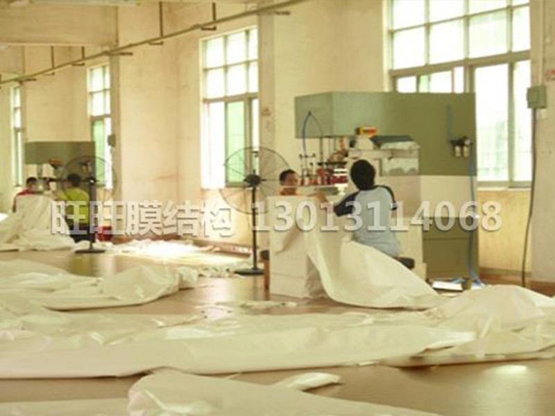 膜布厂家_专业的专业膜布加工当选旺旺膜结构工程