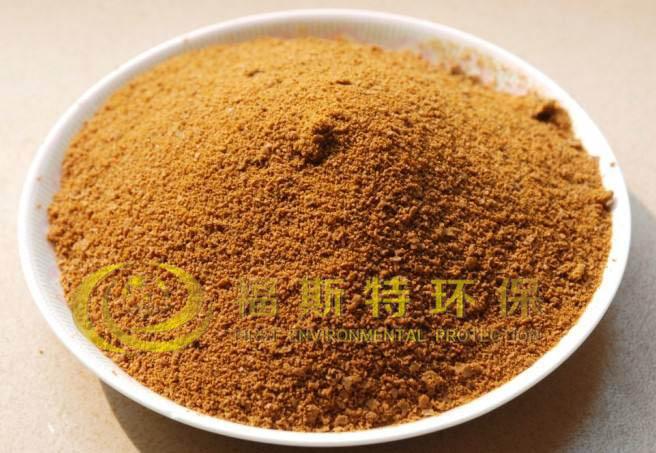 厂家推荐优质南宁固体聚合硫酸铁_广西水处理化学品