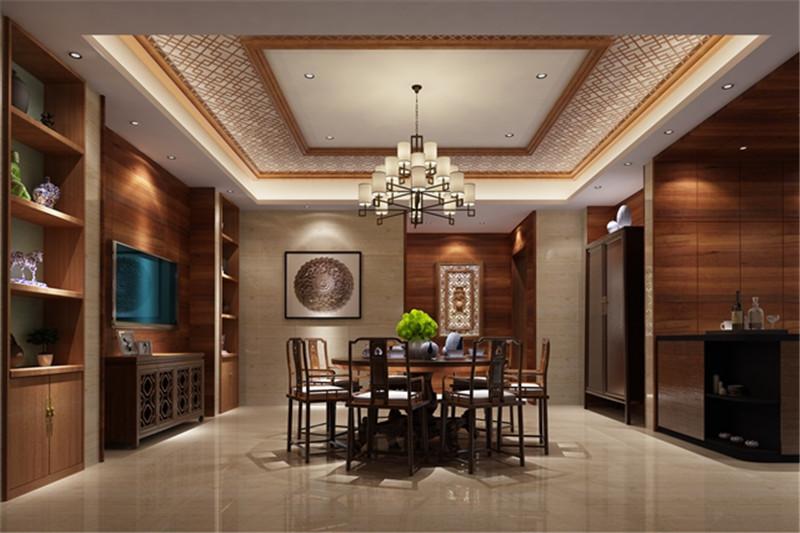 酒店软装设计-深圳具有口碑的现代简约欧式豪宅设计!