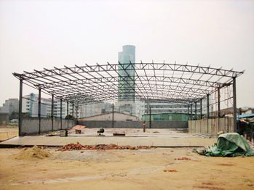 东莞厂房装修预算 想要服务好的东莞厂房车间装修就到华腾装修