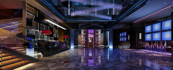 如何选择商业空间设计_广美奇设计提供有创意的商业空间设计