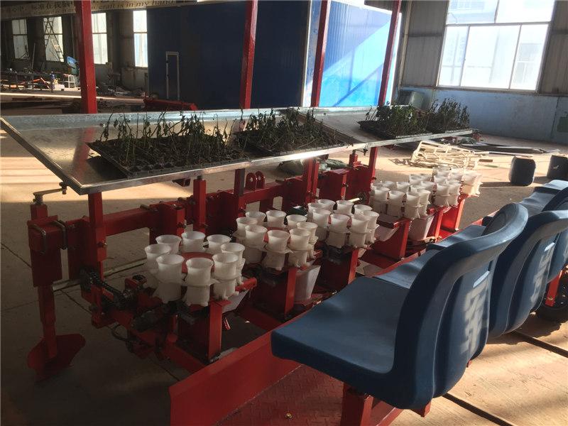 选购超值的包菜、甘蓝移栽机就选皓泽农业装备_青州移栽机价格