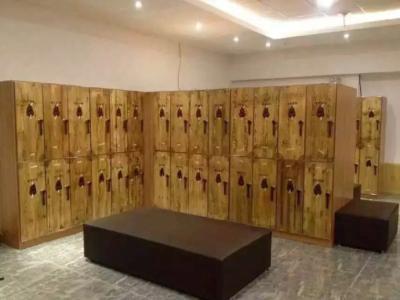 更衣柜門鎖-陜西質量可靠的木質更衣柜生產廠家