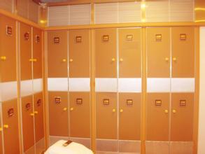 更衣柜定做厂家 价位合理的木质更衣柜批销