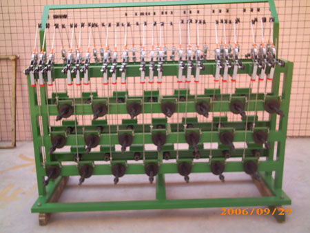 金銘機械的立式張力放線架銷量怎么樣——立式張力放線架供應商