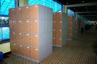 西安ABS更衣柜销售,澡堂更衣柜