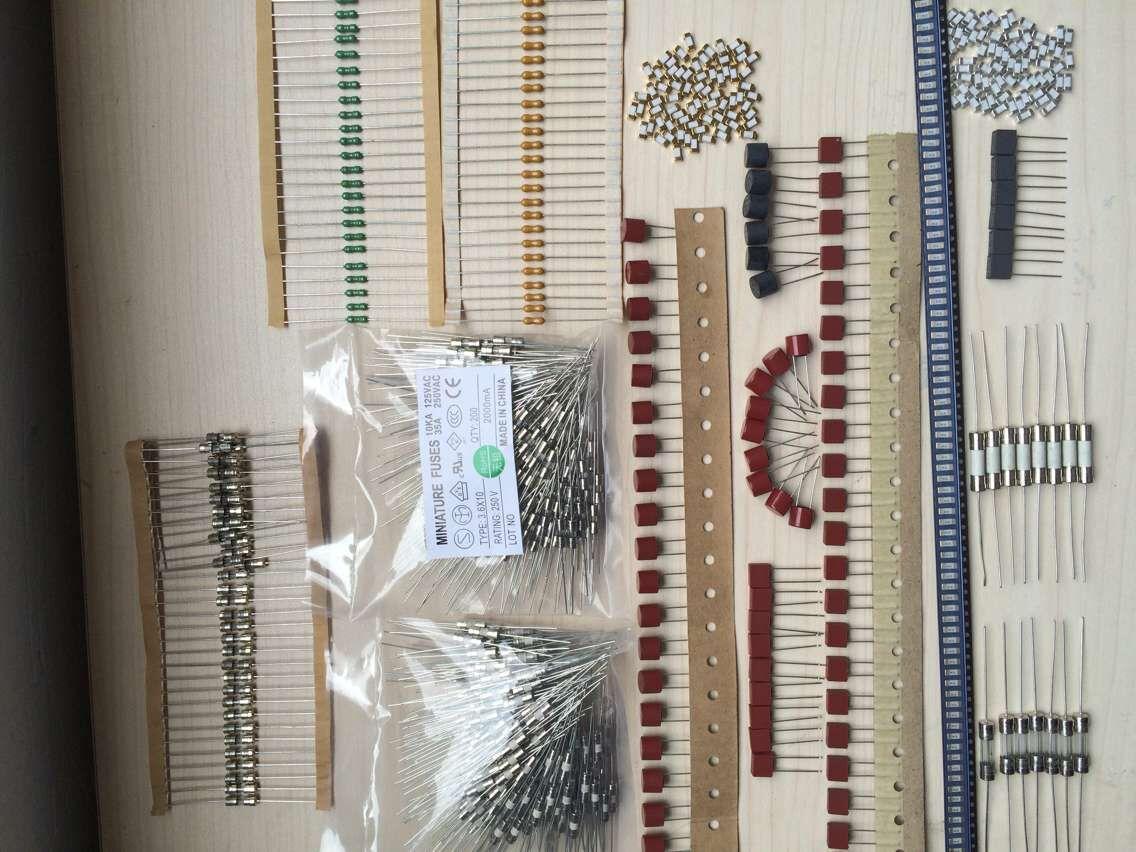保险丝熔断器制造商电阻式保险丝方形保险丝阳安电子