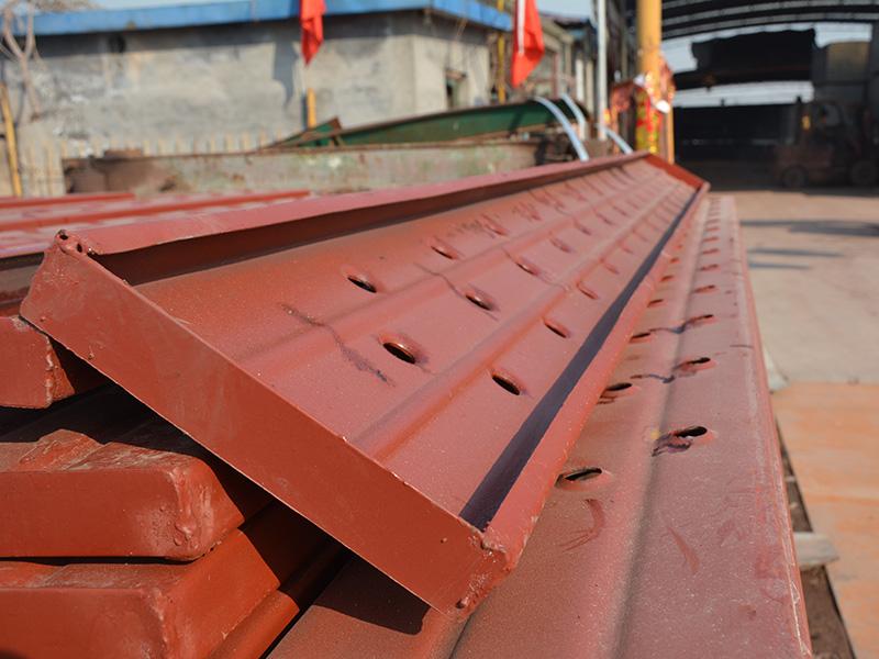 電力鋼架板*高強度鋼架板*防結砂鋼架板【魯鑫】