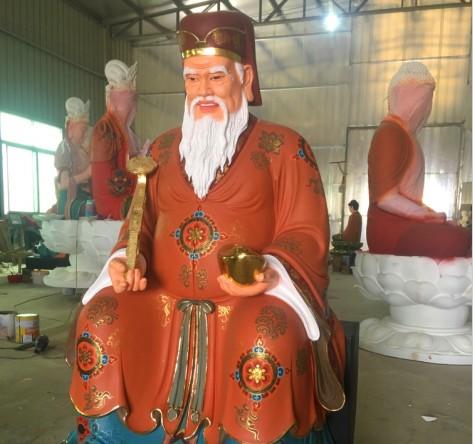 出售福建口碑的土地公福德正神地藏观音菩萨真武大帝佛像|木佛像