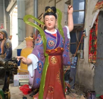 的雷公电母寺庙佛像神像菩萨直销佛教宗教用品当选欧缘,促销雕塑