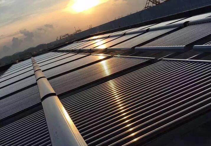柳州太阳能热水工程-卓越的太阳能热水工程就是广西卓晟能新能源公司