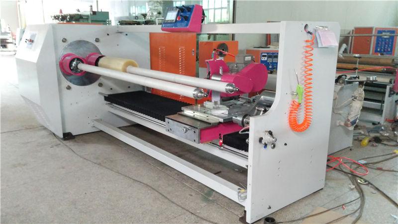 鑫德机械新款的自动切台机出售-胶带分切机