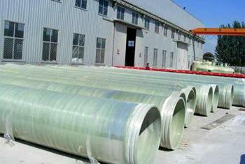 兰州质量良好的玻璃钢管道批售-临夏玻璃钢管道