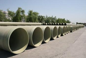 兰州哪里有好的玻璃钢管道-武威玻璃钢管道