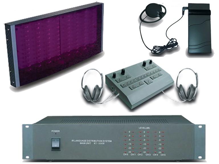 广州畅销红外同声传译系统到哪买,会议翻译系统