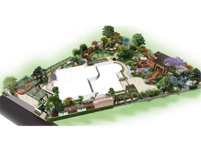 专业可靠的园林景观工程大自然园林绿化提供-河北园林景观工程设计