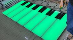 LED发光地面灯