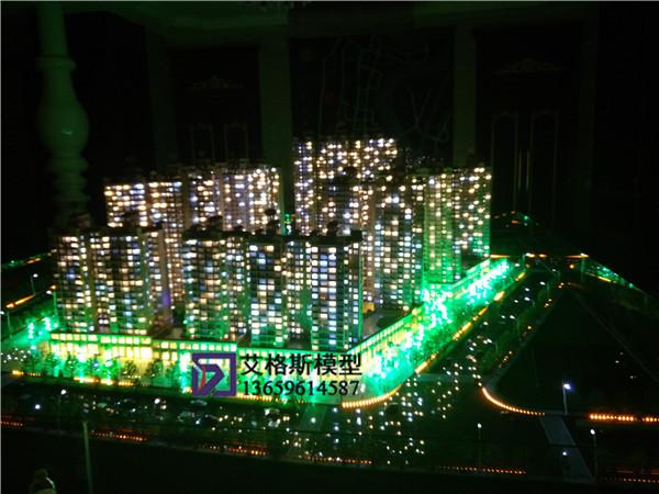 桂林规划模型|制作地产售楼模型就找艾格斯模型