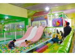 加盟淘气堡|广东加盟淘气堡儿童乐园项目推荐