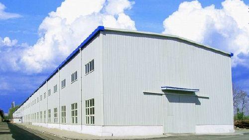 甘肃集装箱厂家 买钢结构就来兰州元盛彩钢工程