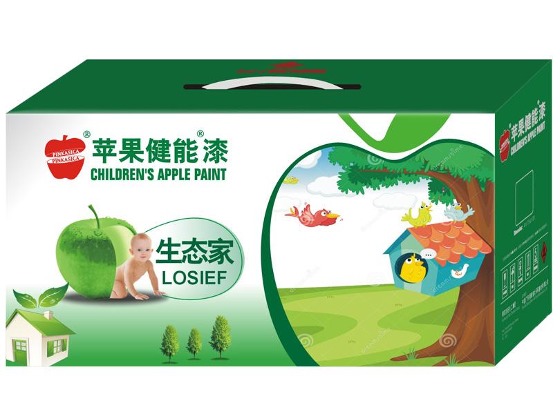 广东哪里买广东涂料 优质的苹果水漆