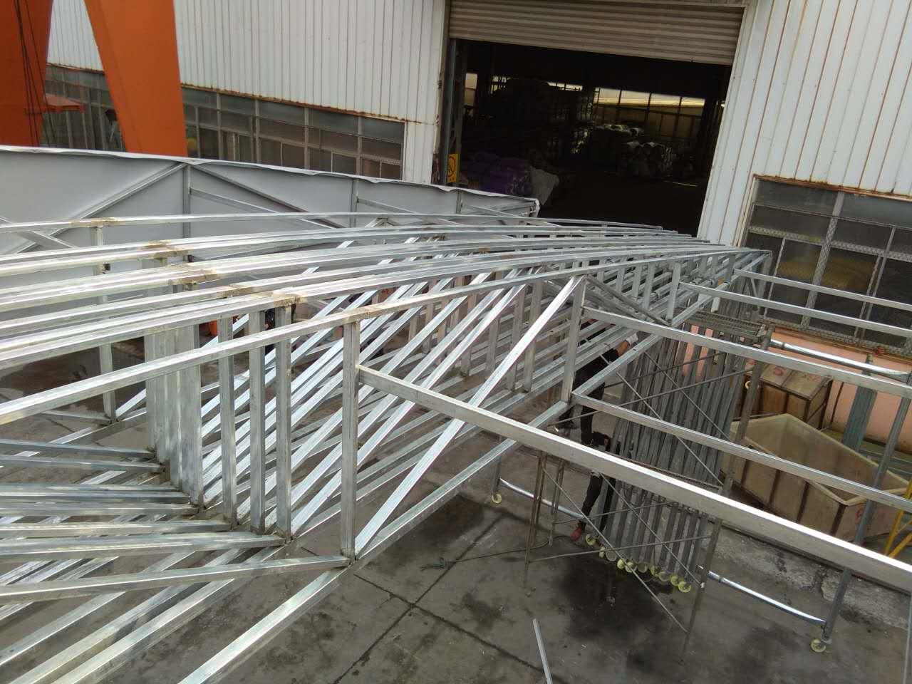 推拉篷生产厂家-优良的移动推拉车棚尽在丰腾户外用品
