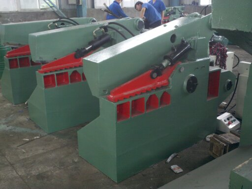 价格合理的Q43-630鳄鱼式液压剪切机-厂家直销安徽Q43-630鳄鱼式液压剪切机