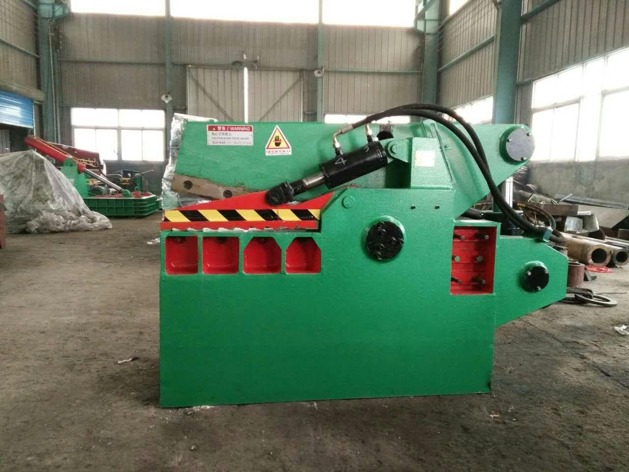 Q43-315T鳄鱼剪切机_口碑好的Q43-1200鳄鱼式液压剪切机供应商_万达科技