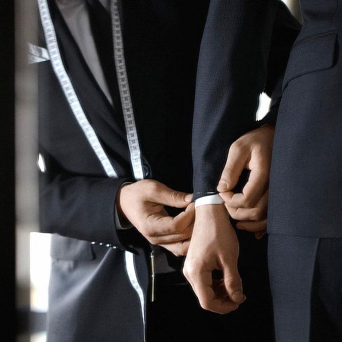 可靠的西服高端私人定制服务找哪家_男士西服