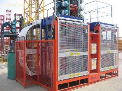 施工电梯租赁价格-供应专业的施工电梯租赁信息