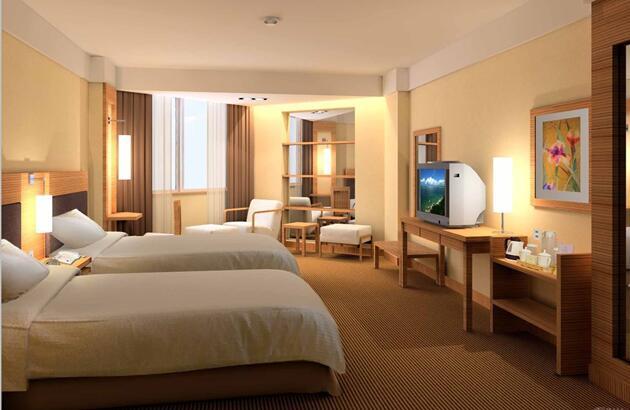 好看的酒店客房_品质酒店客房家具上哪买好