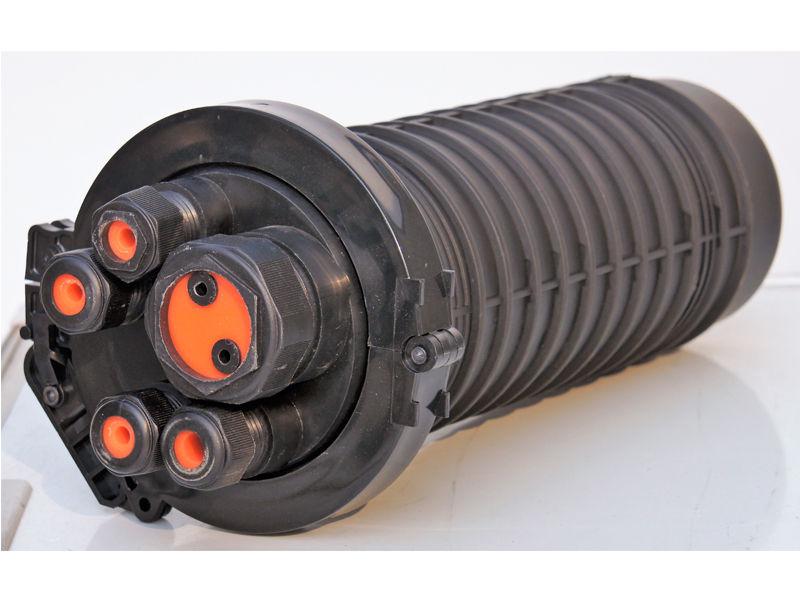 高信通信专业供应光缆接头盒 光纤接线盒生产厂家