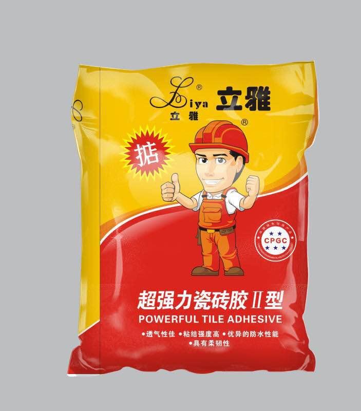 强力瓷砖胶批发_物超所值的瓷砖胶广州立雅供应