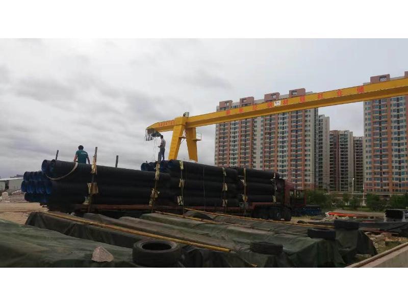 北京HDPE波纹管厂家_高强度HDPE波纹管当选新世纪水暖器材