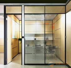 西安玻璃隔断厂家电话-购买西安玻璃隔断鑫华玻璃