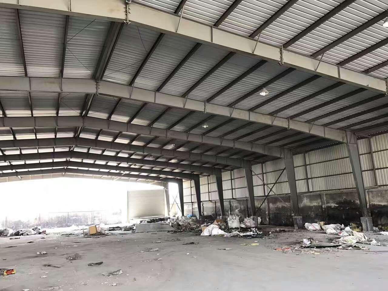 钢结构材料出售收购-海涛二手钢结构工程项目
