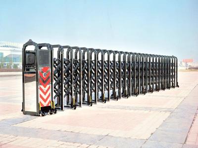 电动伸缩门厂商定制-石家庄电动伸缩门哪家比较好